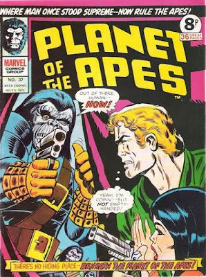 Marvel UK, Planet of the Apes #37