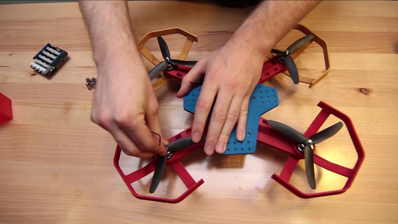 無人機變消費性產品,30分鐘DIY組裝完成