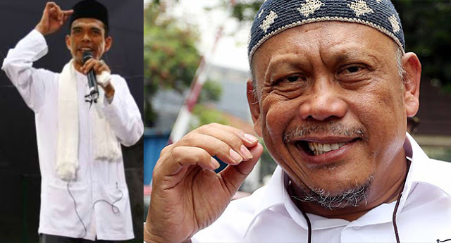 Eggi: Kalau Koalisi Sudah Sepakat, Ustaz Abdul Somad Tidak Tahu Diri jika Menolak