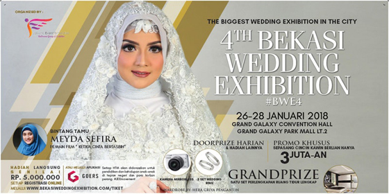 4th Bekasi Wedding Exhibition