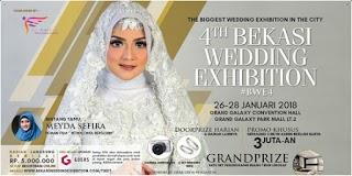Berburu Hadiah di Bekasi Wedding Exhibition Yuk
