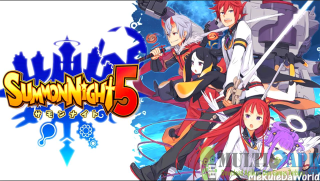 Summon Night 5 PSP GAME ISO