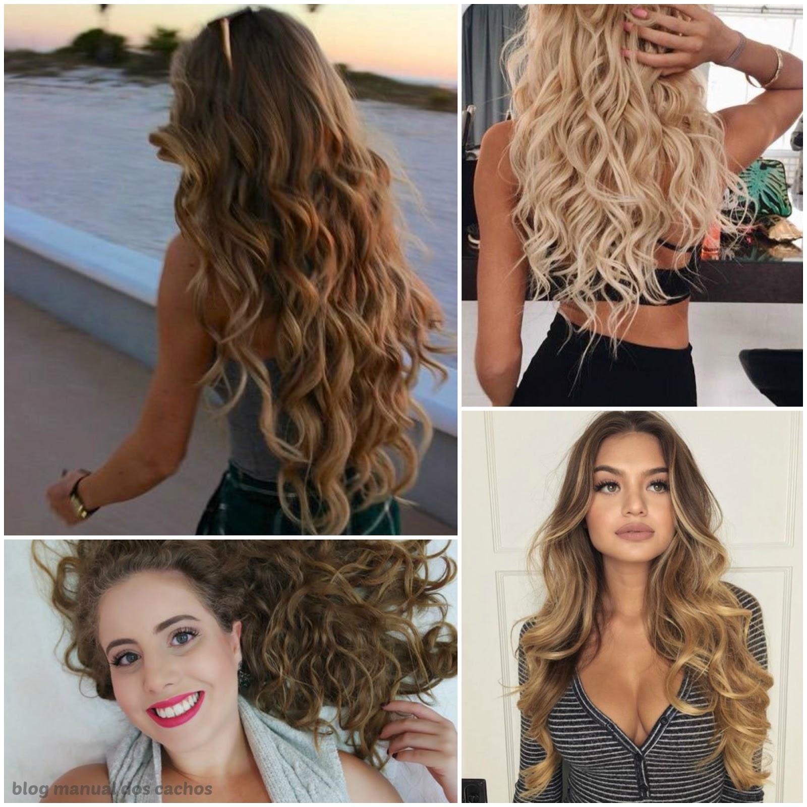 Dicas para cabelos ondulados - Tipo 2