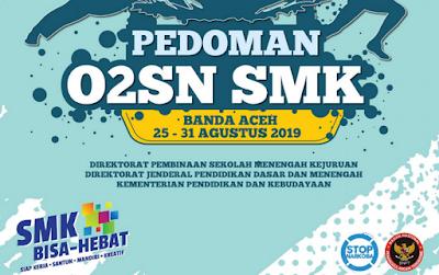 Download Pedoman/ Juknis O2SN/ Olimpiade Olahraga Siswa Nasional Sekolah Menengah Kejuruan (SMK) Tahun 2019 I Pdf