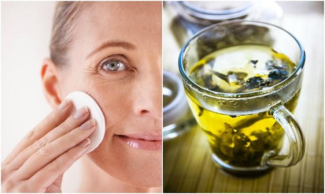 أهم فوائد الشاي الأخضر للبشرة والشعر