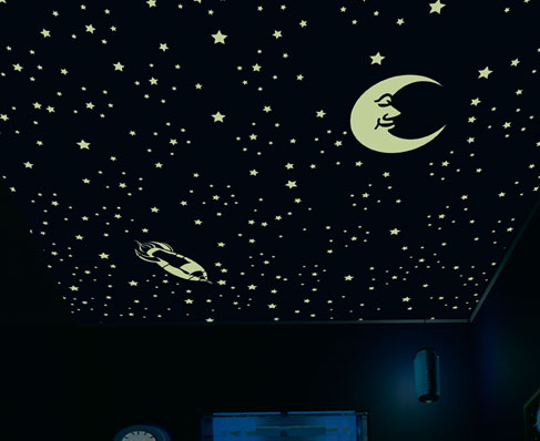 Interior Design Star Ceilings Paint