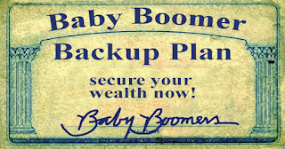 Social security card Backup plan secure your wealth now Baby boomer
