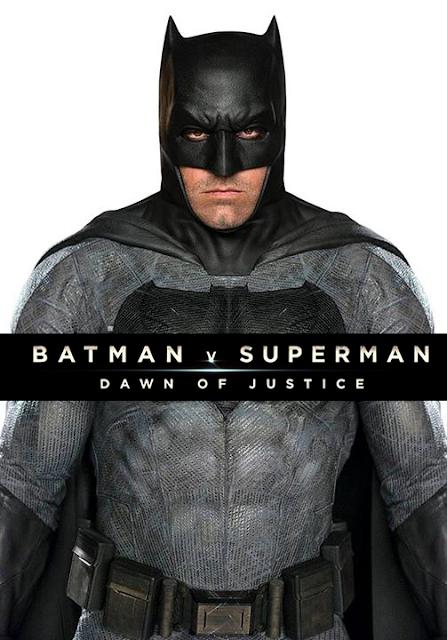 Ben Affleck în armura nouă a lui Batman
