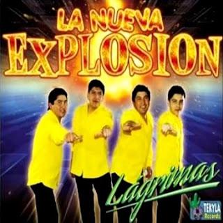 explosion lagrimas