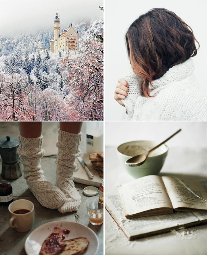 Cozy Winter Home: INSPIRATIONAL BOARD: COZY WINTER