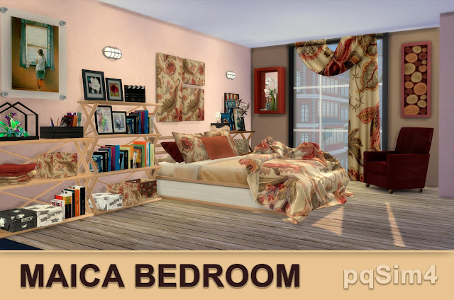 Detalle dormitorio Maica 10