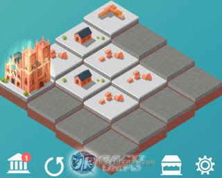 Age of 2048 Merging Buildings to End the Game