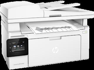 تعريف طابعة HP LaserJet Pro M130fw