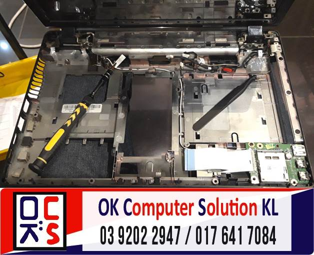 [SOLVED] CANNOT CHARGE & SERVICE LENOVO | REPAIR LAPTOP AMPANG 2