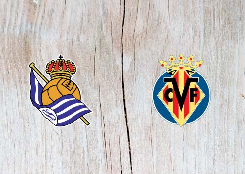 Real Sociedad vs Villarreal - Highlights 25 April 2019