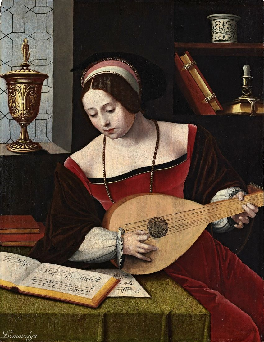 Master of the Female Half-Lengths | Renaissance painter