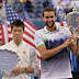 Grand Slam US Open 2015 Men Singles Round 1 Schedule