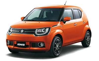 upcoming Maruti Suzuki Ignis wallpapers