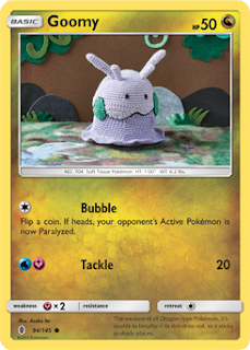 Goomy Guardians Rising Pokemon Card