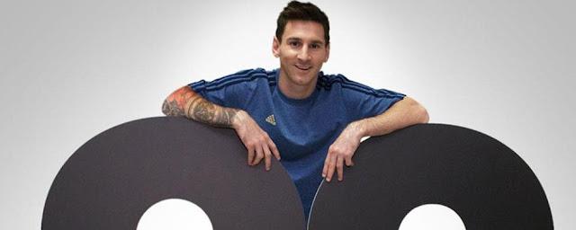 Leo Messi supera los 80 millones de fans en Facebook