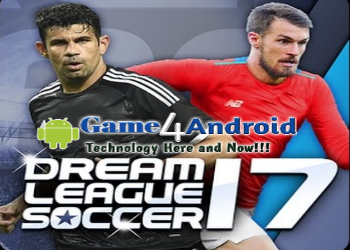 Dream League Soccer 2017 (DLS 17) Mod Apk and Obb data Unlimited Money for Android