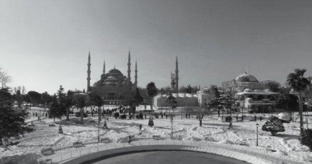 İstanbul, Kış, Soğukluk,