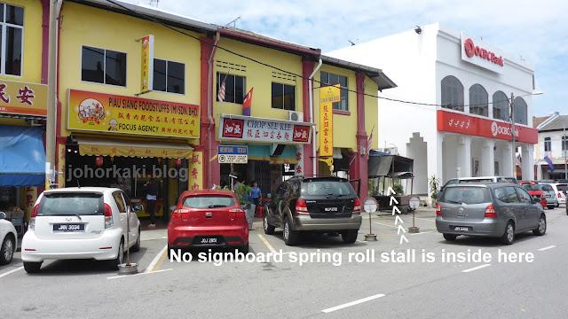 Fried-Spring-Rolls-Jalan-Jenang-Side-Lane-Batu-Pahat-Johor
