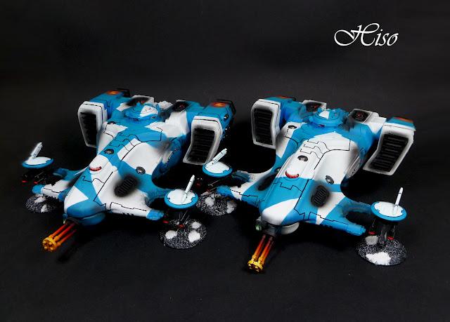 Empire Tau - DevilFish