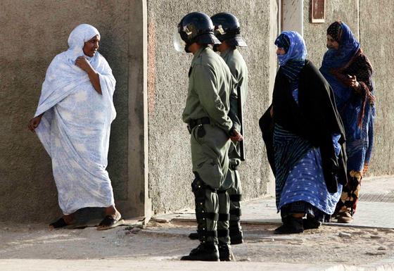 Miles de mujeres en el Sáhara Occidental son víctimas de violencia ...