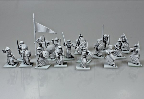Fireforge Games: Wargame Sudanese Infantry