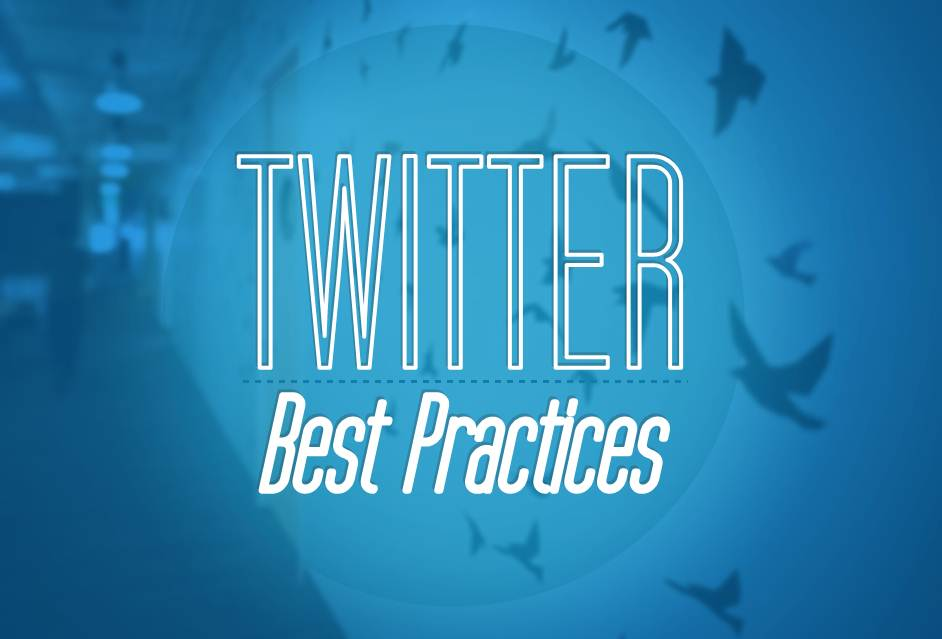 23 Rather Marvellous Twitter Best Practices for Businesses 2014 - infographic