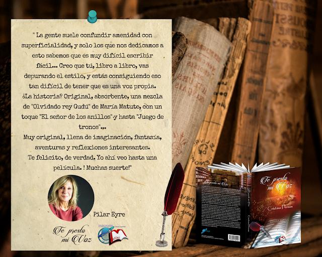 te-presto-mi-voz-novela-cristina-pernas-iv-premio-somnium-opiniones-resena