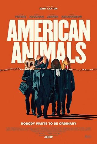 American Animals 2018 English 1GB BRRip ESubs 720p