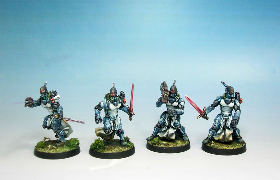 Magister Knights (PanOceania)