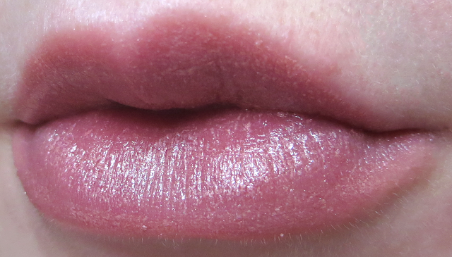 sst cosmetics stripped hydrating lipstick swatch