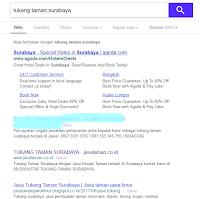 Rangking Jasa Tukang Taman Surabaya III
