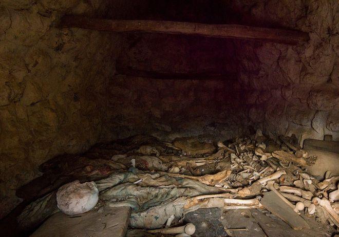 Bí ẩn Thành phố chết kỳ lạ và rùng rợn ở Nga tồn tại từ thể kỷ 14