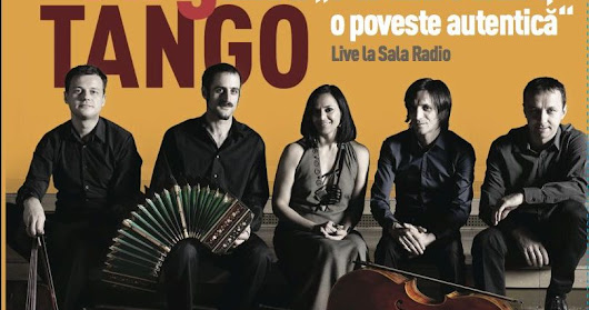 ArgEnTango: Piazzolla, A true Story