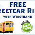 Ride the TECO Line Streetcar System FREE for Fourth Friday!
