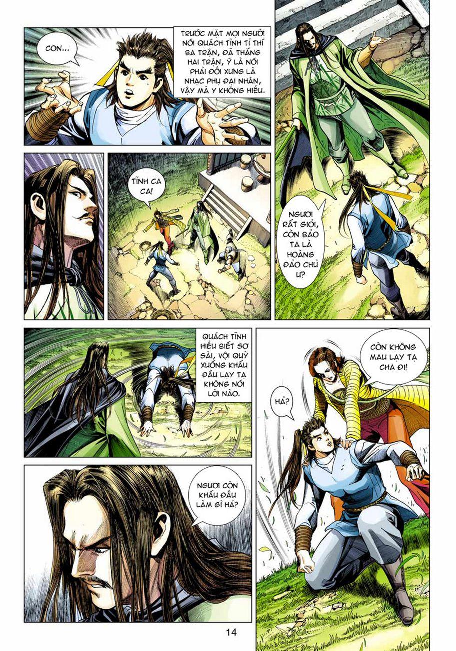 Anh Hùng Xạ Điêu anh hùng xạ đêu chap 47 trang 14
