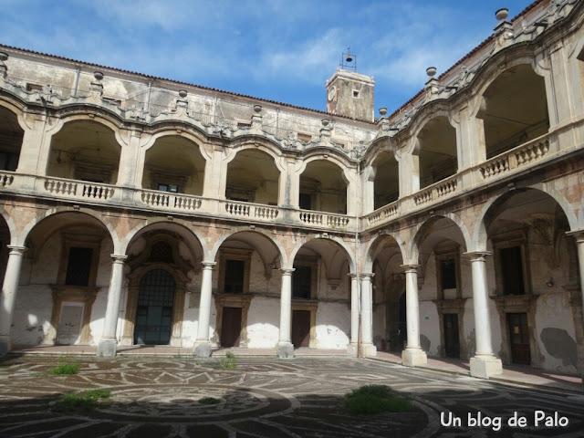 Interior barroco (Foto: C.G.)