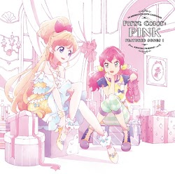 Aikatsu Friends! Featured Songs 1 - First Color - Pink [FLAC] & [MP3 320kbps]