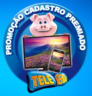 Promoção Cadastro Premiado Tele- Sena 2018