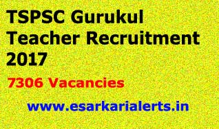 Telangana Gurukul Teacher Recruitment