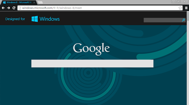 Cara Mudah Membuat Tema Google Chrome