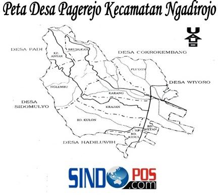 Profil Desa & Kelurahan, Desa Pagerejo Kecamatan Ngadirojo Kabupaten Pacitan