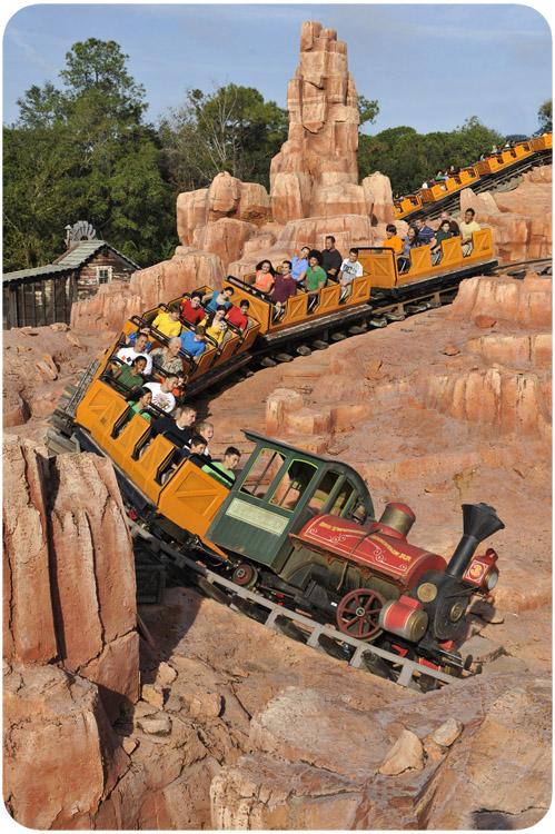 Top 10 Rides at Disney World
