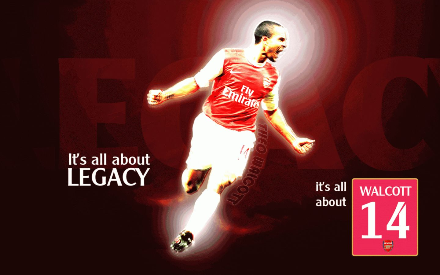 Theo Walcott Desktop Background Soft Wallpapers