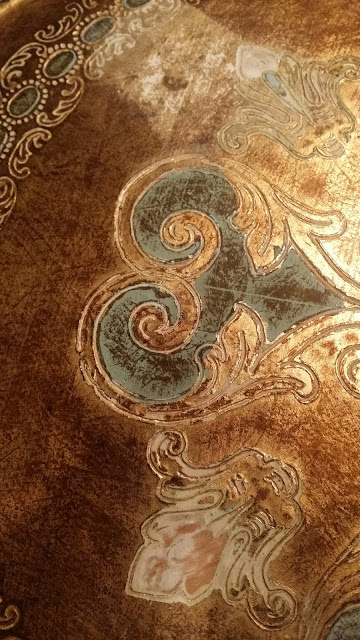 EJdesigns bakkebord og restaurering af gammel bakke