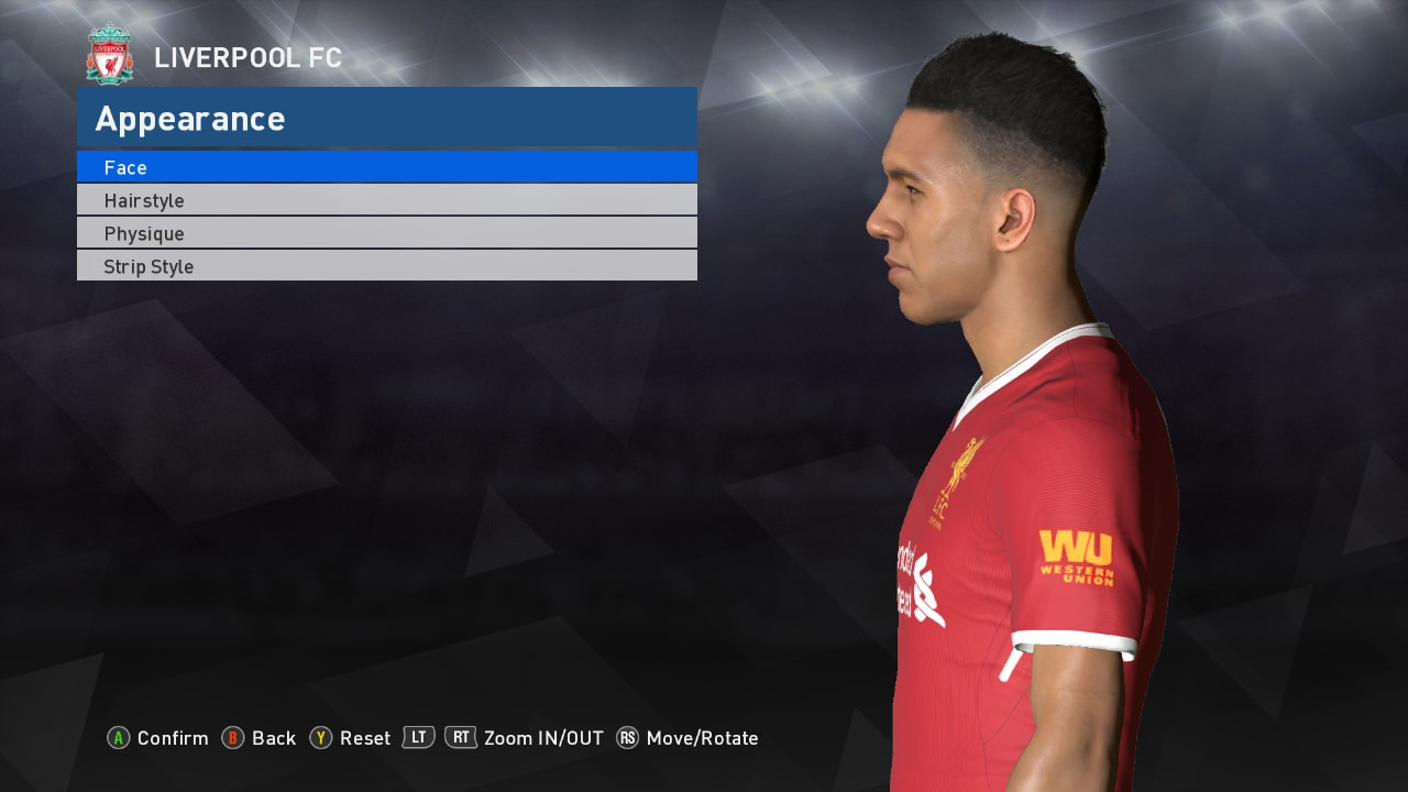 Pes Modif Pes 2017 Firmino Face Update Fix By Ahmed